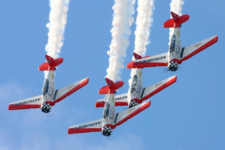 Chennault International Airshow