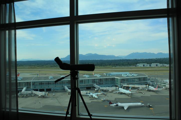 Fairmont Vancouver Airport - Photo: Crystal Solberg