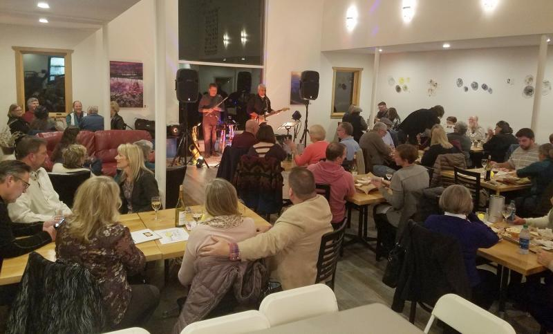 Covered Bridges Winter live music