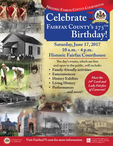 Fairfax 275 - promotional flyer