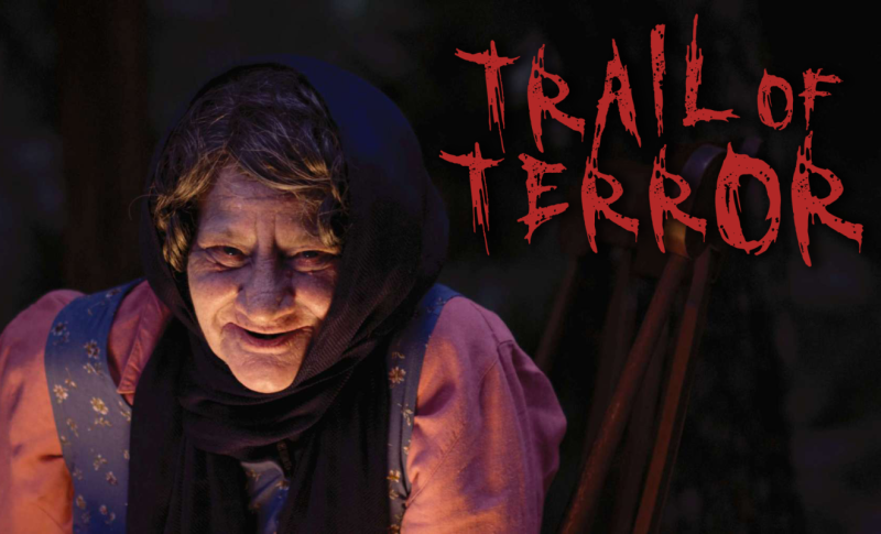 Trail of Terror Halloween event