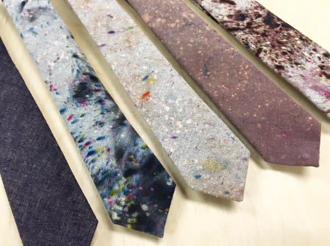 Kathrine Zeren-designed ties