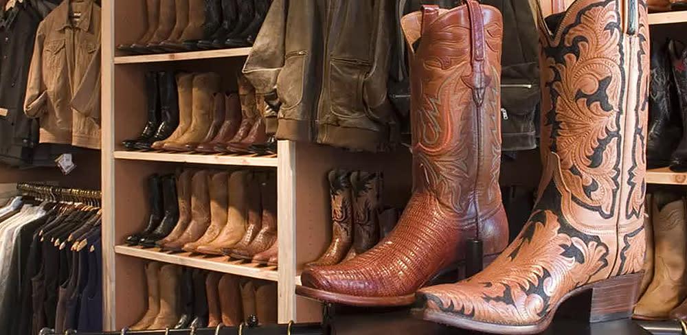 Burns Cowboy Shop
