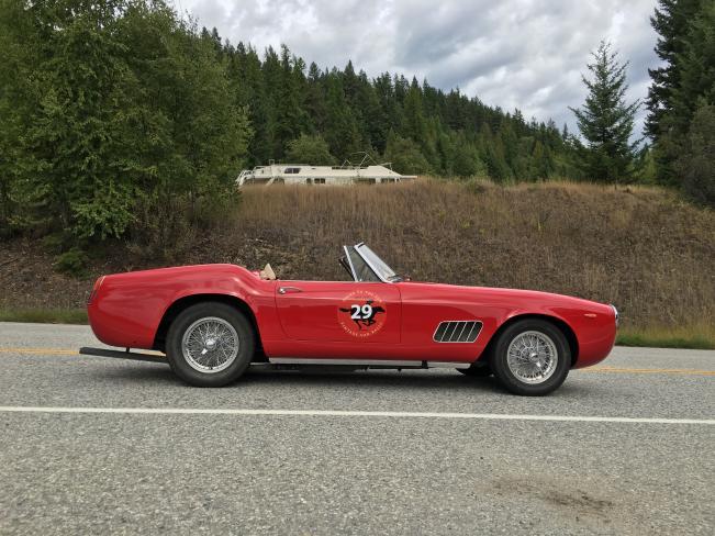 1951 Ferrari 212 car