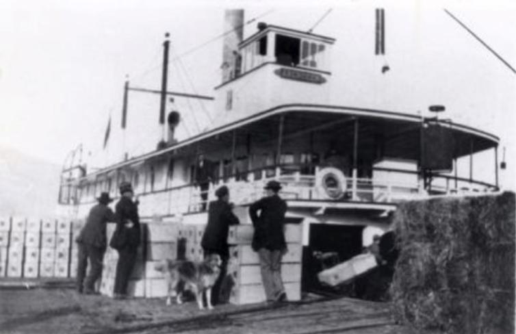 Kelowna Steamships