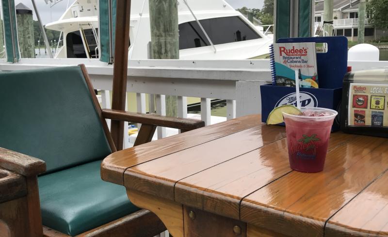 Rudee's Cabana Bar- Cabana Crush