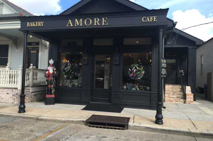 Amore Bakery Exterior