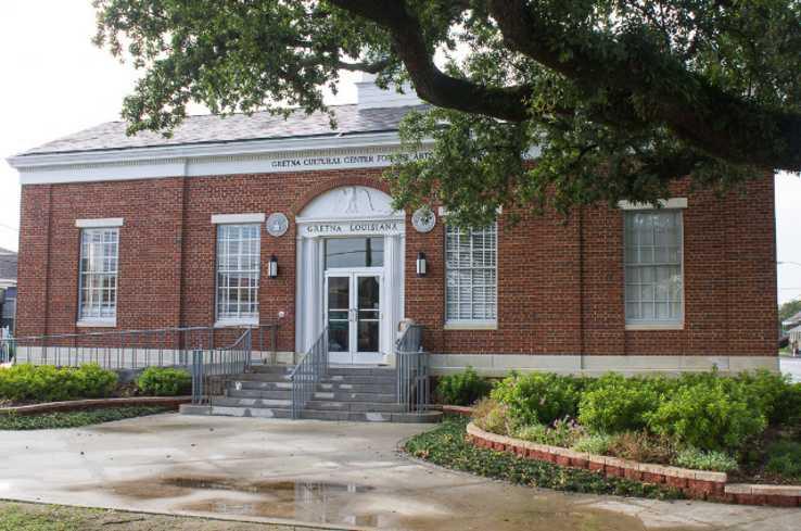 Gretna Cultural Center for the Arts - Exterior