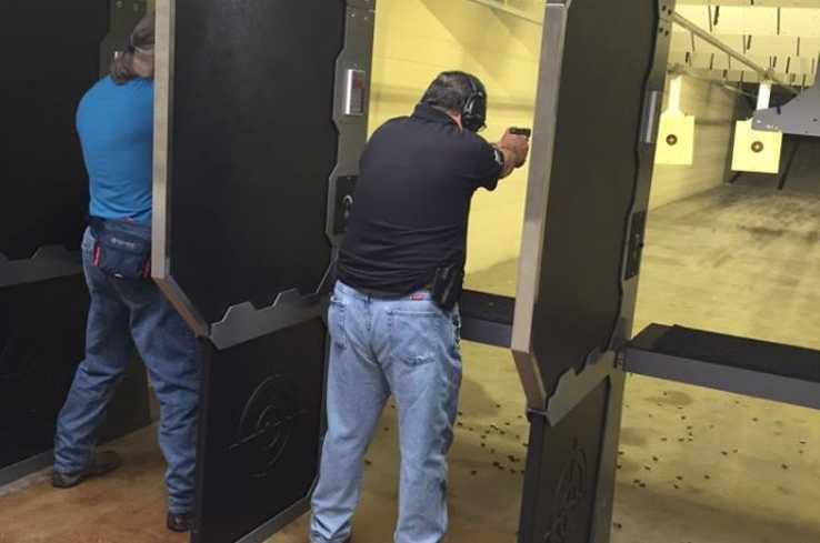 Jefferson Inddor Shooting Range