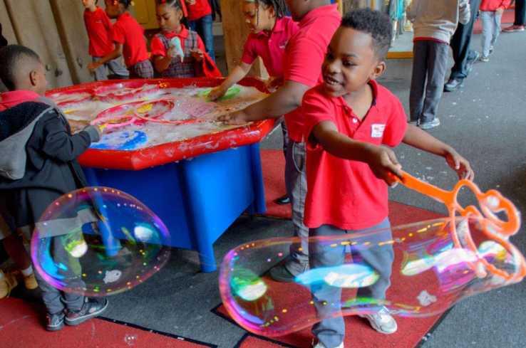 LCM Bubble fun