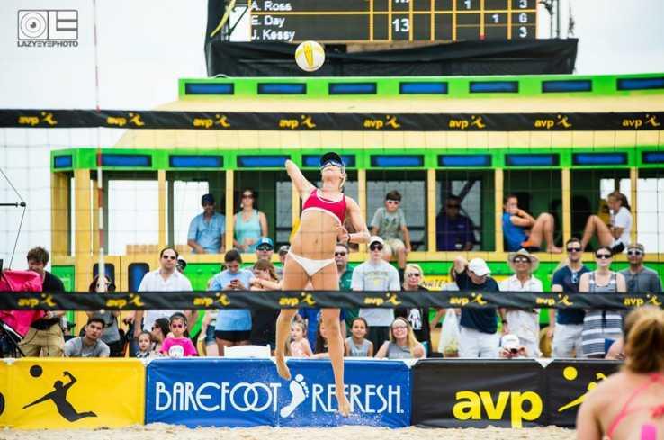AVP at Coconut Beach