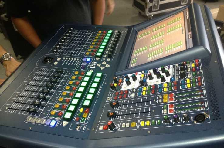 Corporate Lighting & Audio