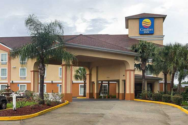 Comfort Inn-Marrero-New Orleans West