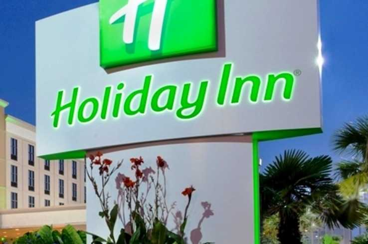 Holiday Inn New Orleans Airport North Logo