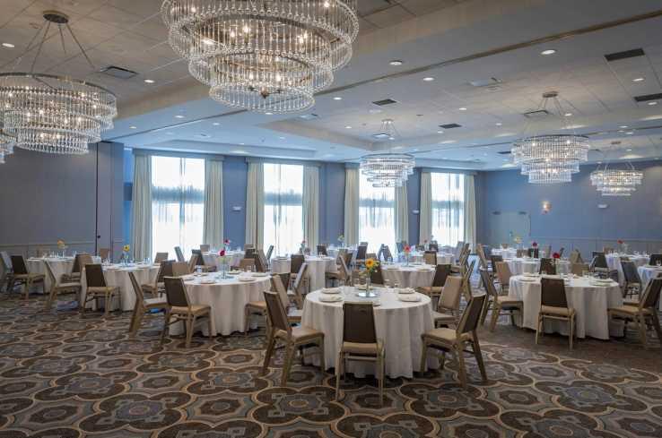 Sheraton Metairie - Ballroom pic 2017