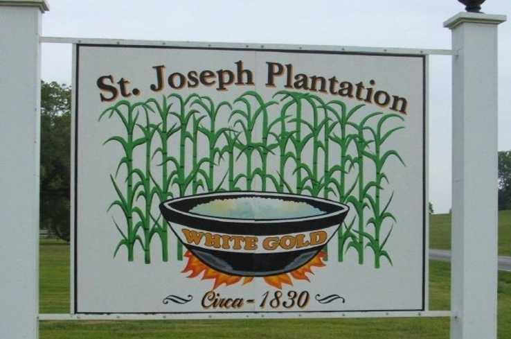 St. Joseph Signage