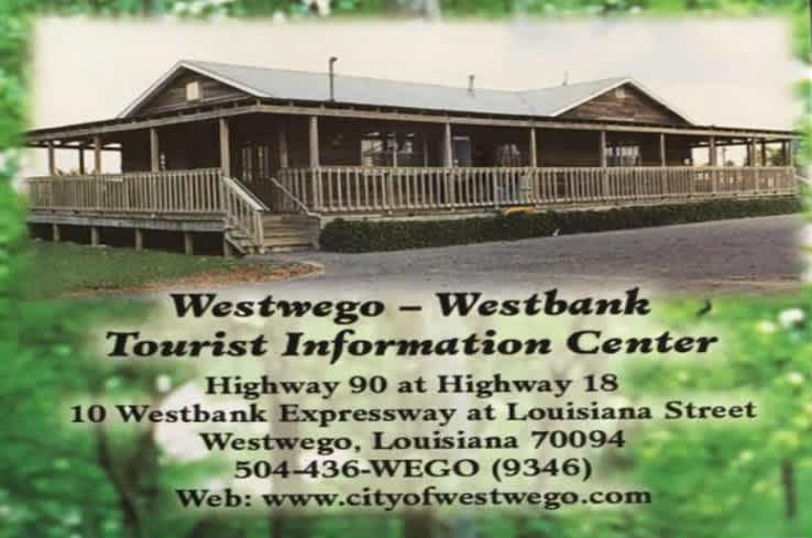 Westwego Tourist Info Center