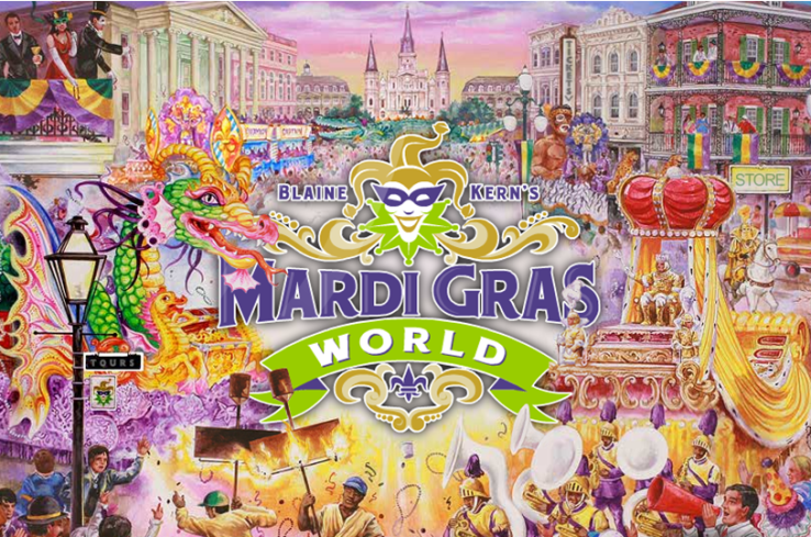MG World mural