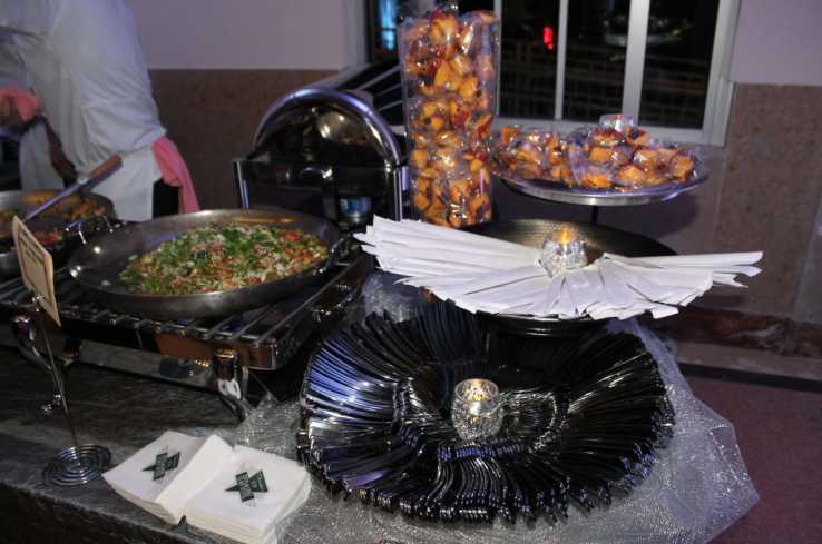 Messina's buffet