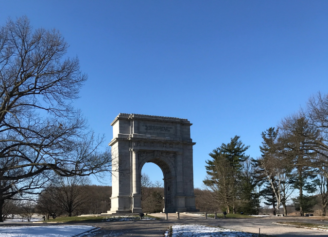 VFNHP Arch