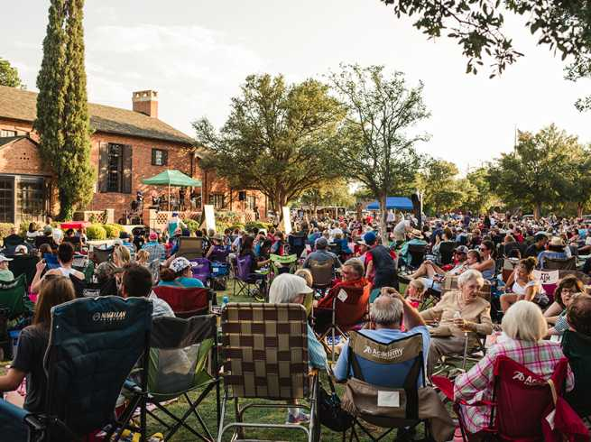 Museum of the Southwest - Summer Lawn Concert