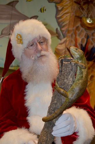 Brandywine Zoo and Santa