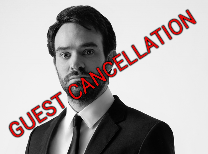 Charlie Cox Cancellation