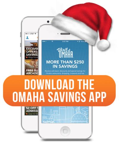 Omaha Savings App - Holiday