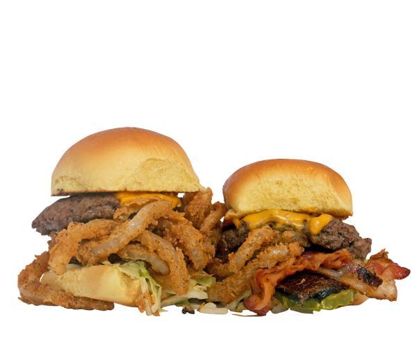 Harry's Burger Bar Burger 2018