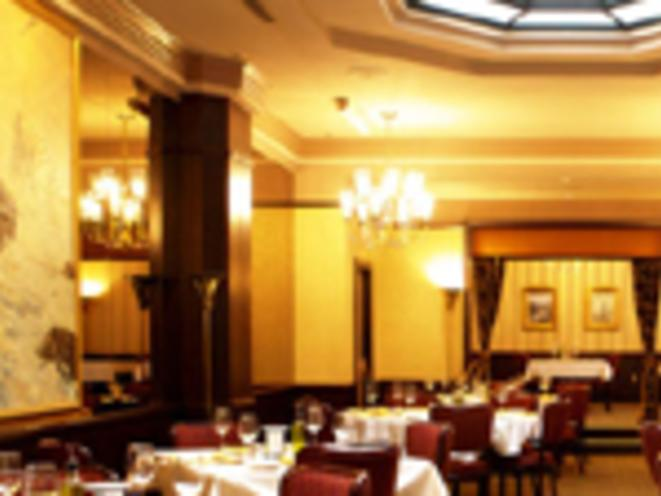Gold Room Dining