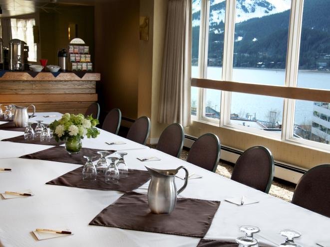 Gastineau Suite Meeting Room