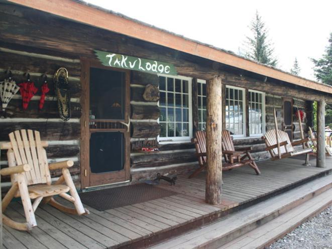 The Taku Lodge welcomes you
