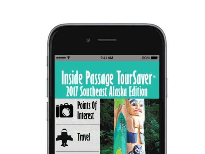 Inside Passage TourSaver® App