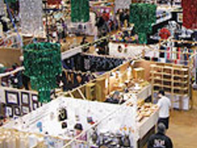 Tradeshow Setting