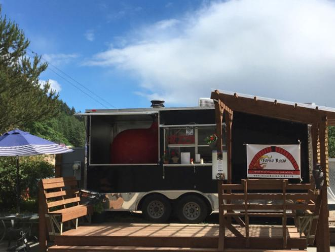 Forno Rosso Food Truck