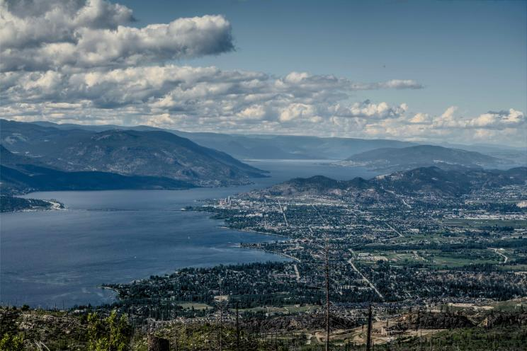 Okanagan Mountain Park | Eoin Carey