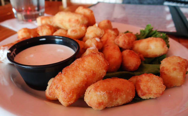 Favorite Cheese Curds - Mogies - Photo by: Kelsey Smith
