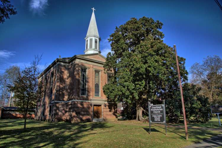 Courtland Presbyterian Church