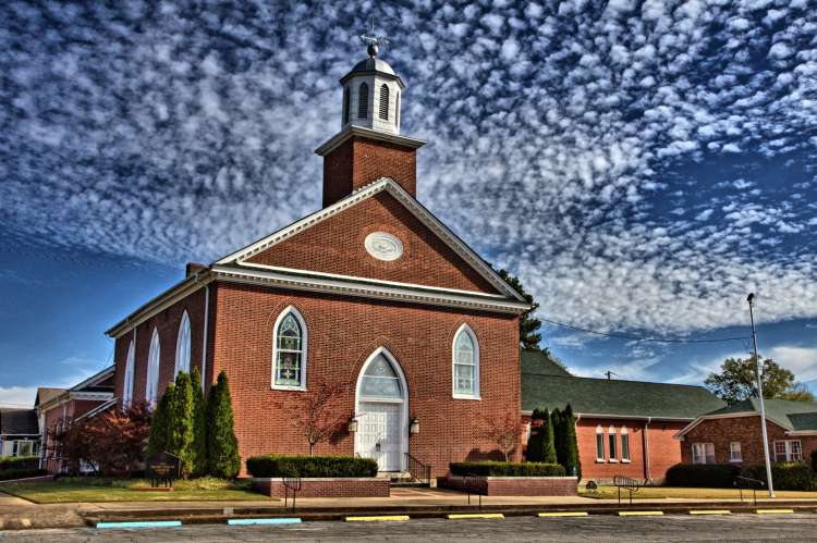 First Presbyterian Church of Tuscumbia