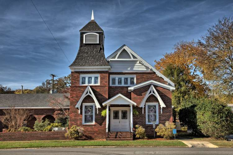 First Presbyterian Church of Fort Payne