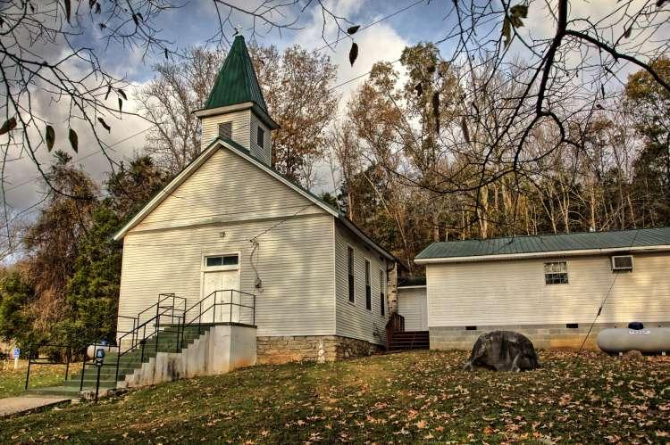 Helton Memorial Chapel