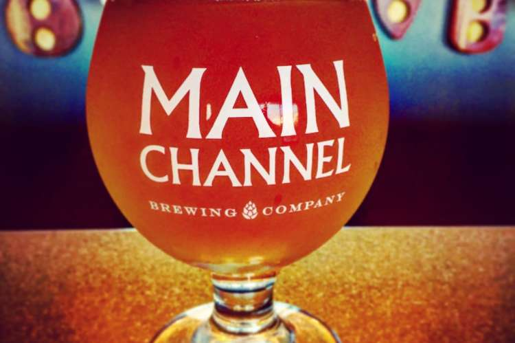 Main Channel Beer