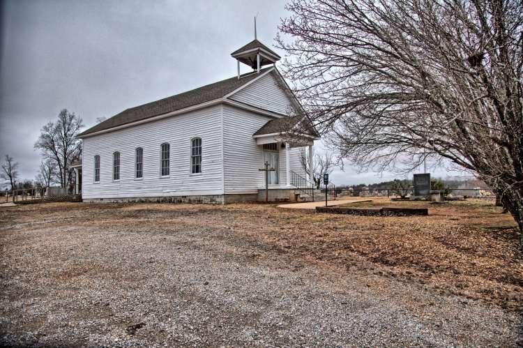 Mount Pleasant Methodist Church 1