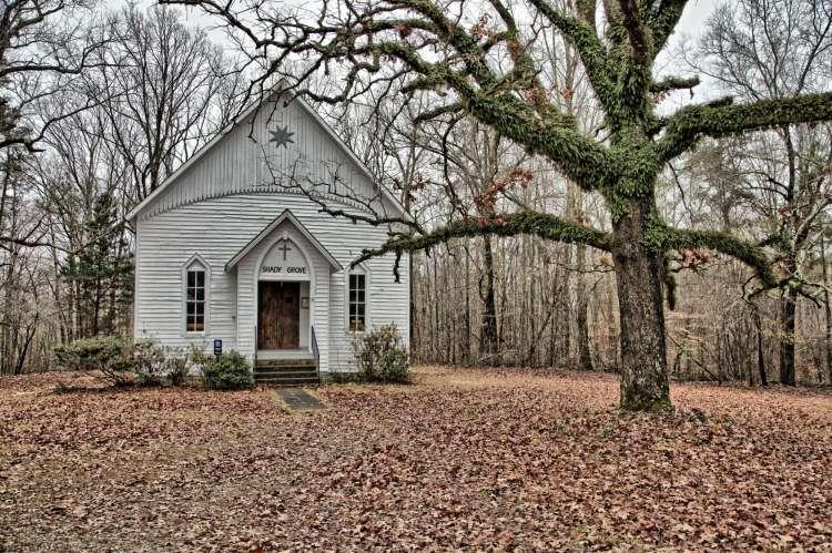 Shady Grove Methodist Church