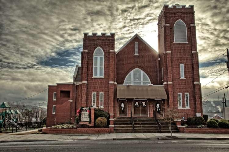 First United Methodist Church of Guntersville