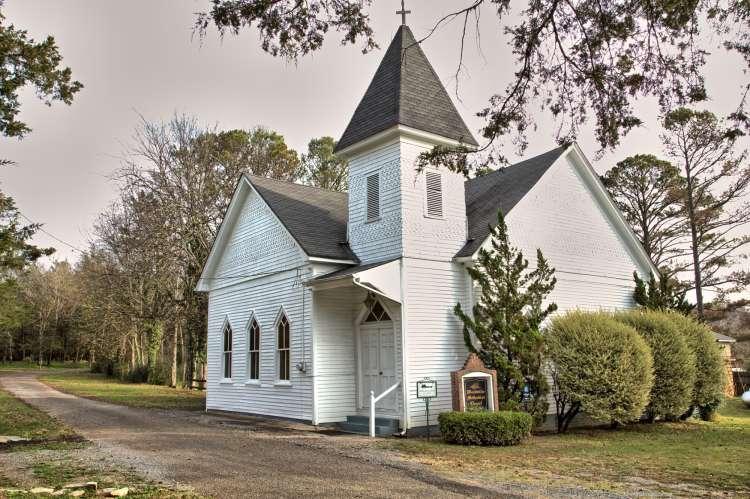 Woodville Methodist Chapel