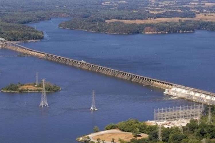 Wheeler Dam and Reservoir
