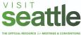 Visit Seattle logo
