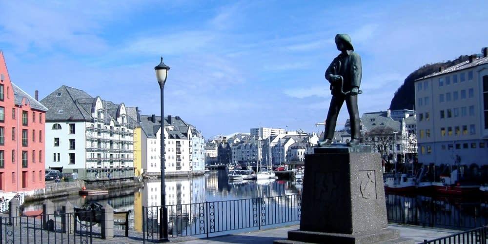 Ålesund monument