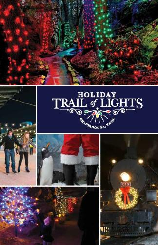Holiday Trail of Lights Cover